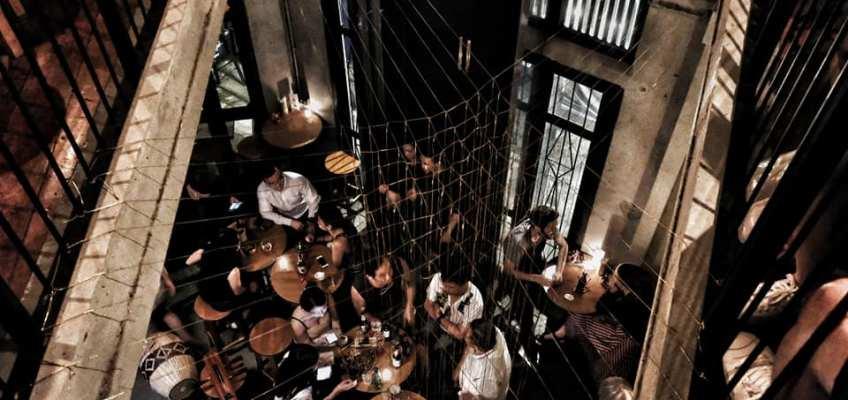 Tep Bar, Bangkok Thailand