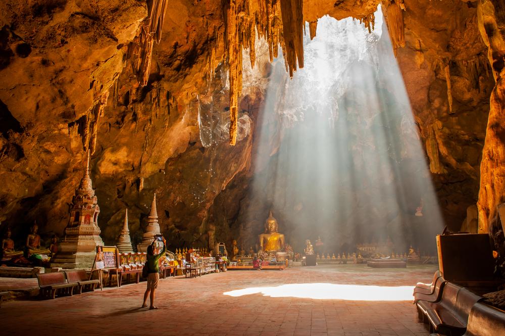 ถ้ำเขาหลวง (Khao Luang Cave)
