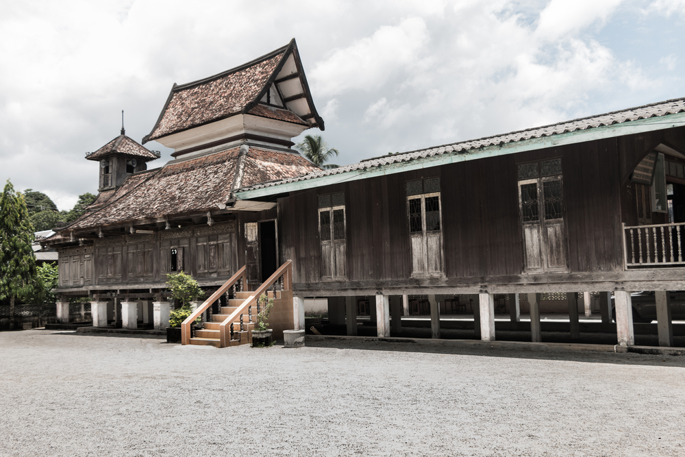 Mosque 300 years (มัสยิด 300 ปี)