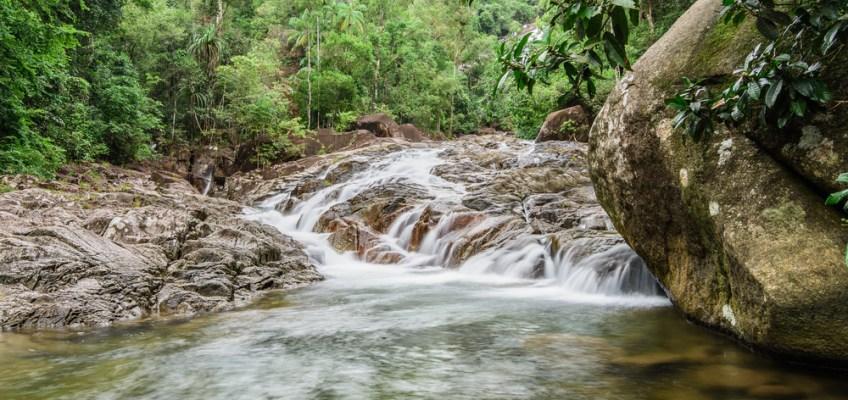 Prai Wan Waterfall (น้ำตกไพรวัลย์)