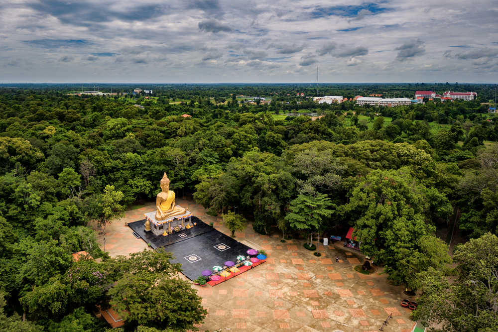 Amnat Charoen – An Attractive Small Town in the Northeastern region of Thailand