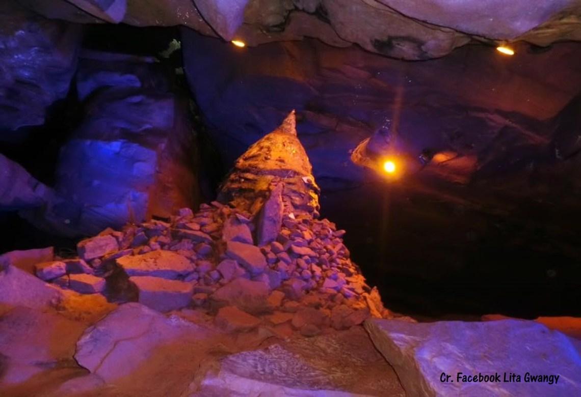 Din Piang Cave (ถ้ำดินเพียง)