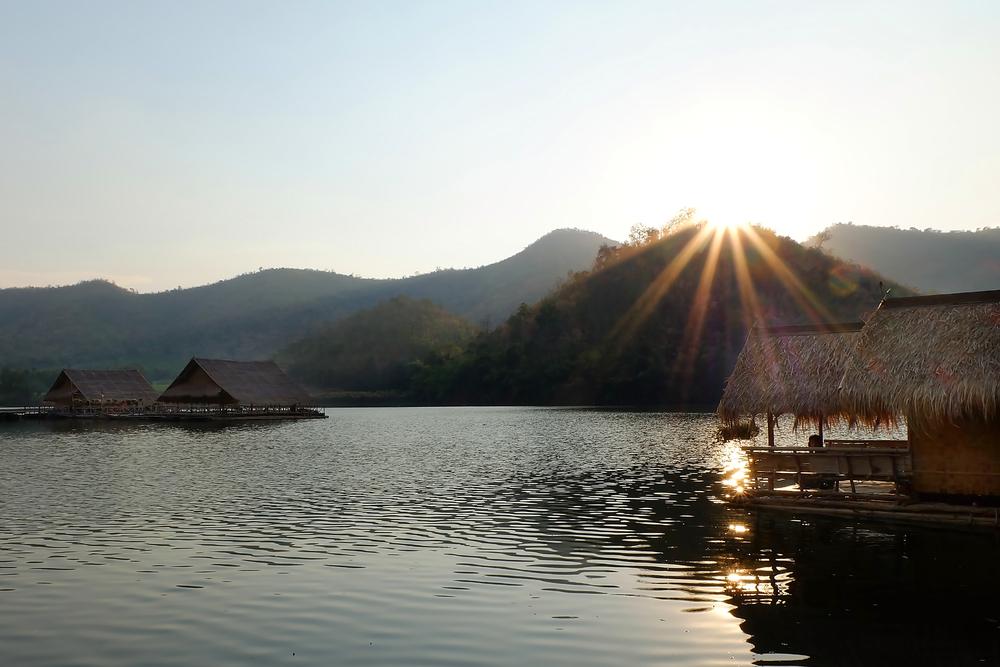 Hub Kao Wong Reservoir (อ่างเก็บน้ำหุบเขาวง)