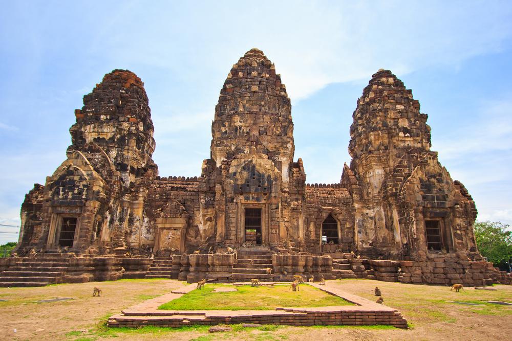 Phra Prang Sam Yod (พระปรางค์สามยอด)