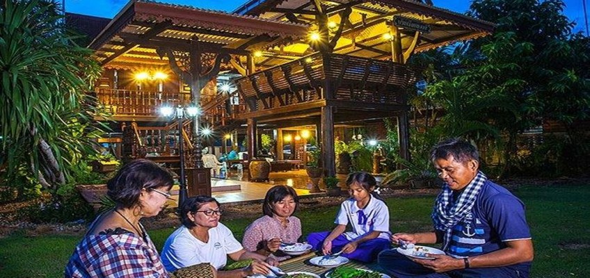 Reuan Thai Bang Mae Mai Homestay