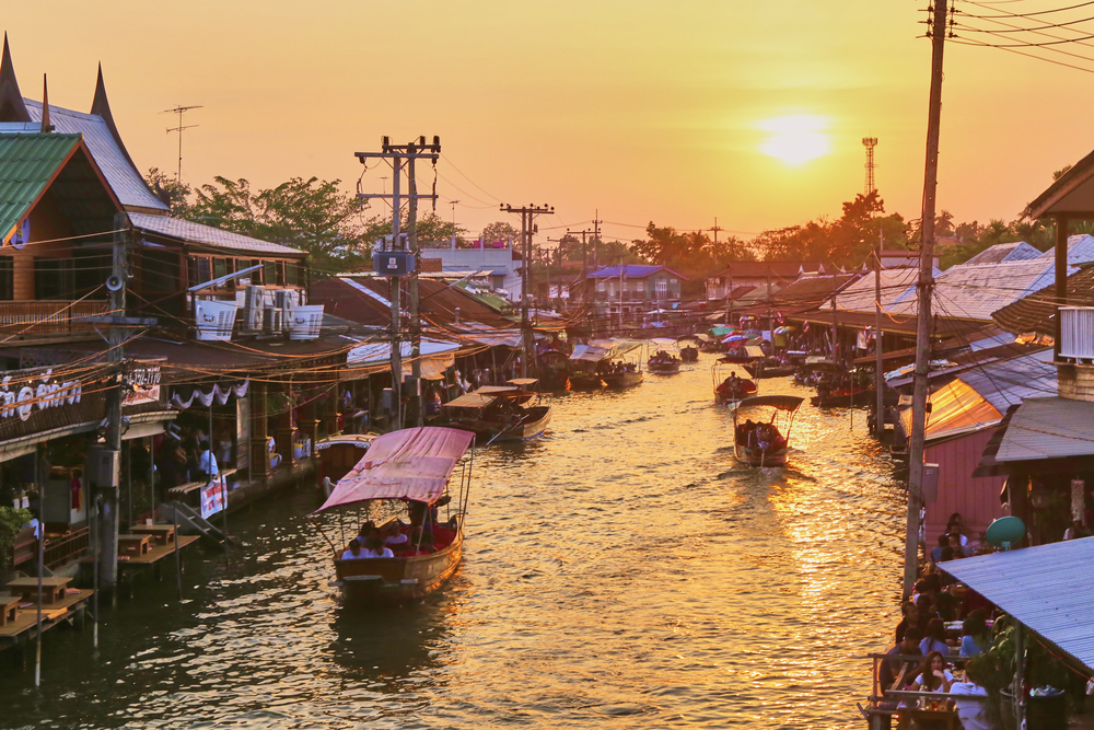 Samut Songkhram – A Small Cultural Gem at the Center of Thailand