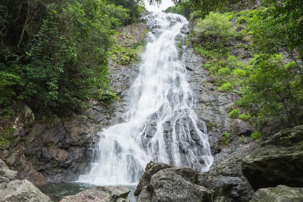 Sarika Waterfall (น้ำตกสาริกา)