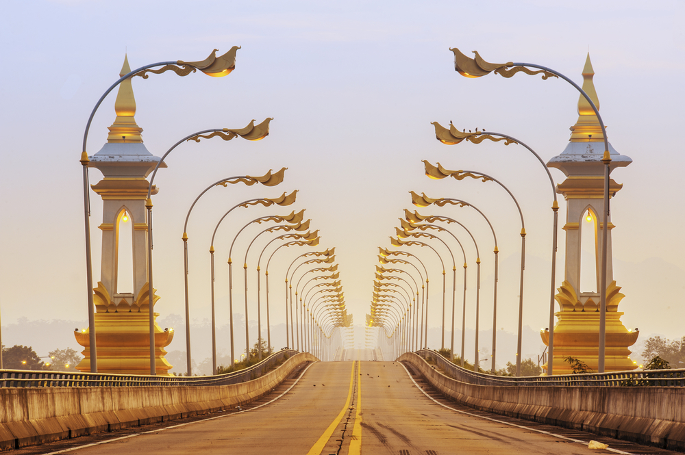 Thai-Lao Friendship Bridge 3