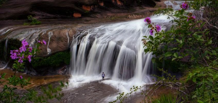 Tham Phra Waterfall (น้ำตกถ้ำพระ)