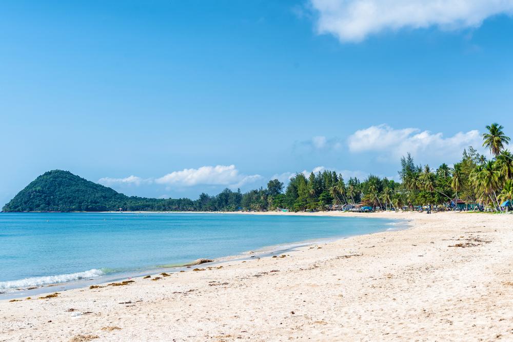 Thung Wua Lan Beach (หาดทุ่งวัวแล่น)