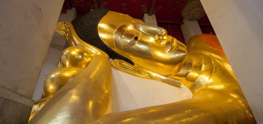 Wat Phra Non Chak Sri Wora Wiharn