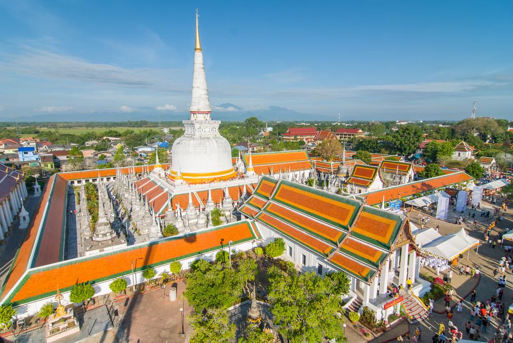 Wat Phra That Maha Wora Wiharn (วัดพระธาตุมหาวรวิหาร)