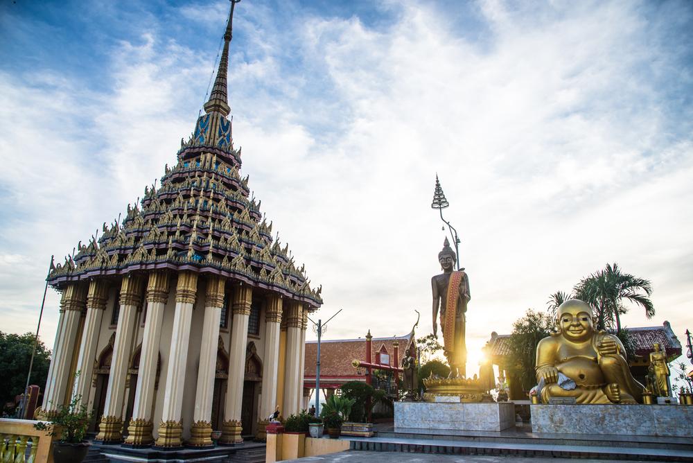 Wat Sangkat Rattana Khiri (วัดสังกัสรัตนคีรี)