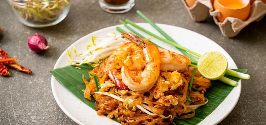 Pad Thai or Stir-Fried Noodles