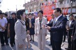 China Premier welcomed to Chiang Mai