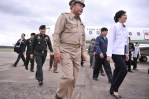 Nong Khai Arrival of YL