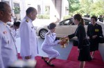 rule of law - YL welcoming HRH princess