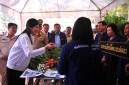 Yingluck in Mae Hia