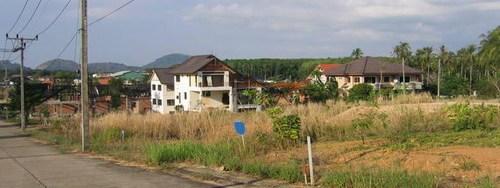 Small landplot for sale