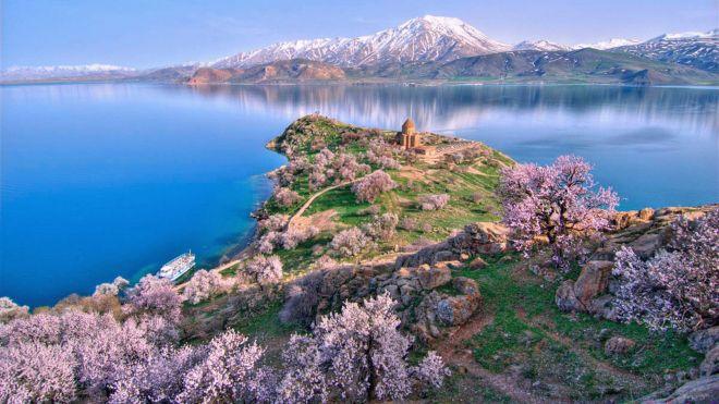 Турция весна
