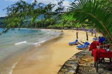 Пляж Kamala