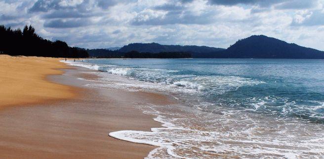 Пляж Май Као