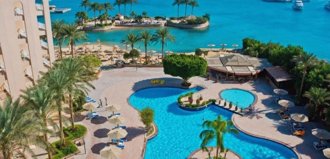 Отель «Marriott Red Sea Resort» 5*