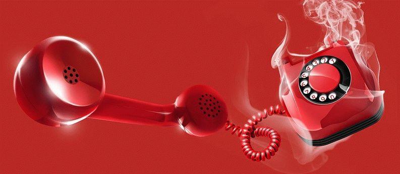 Экстренные телефоны в Таиланде
