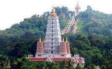 Храмовый комплекс Ват-Яннасангварарам в Паттайе