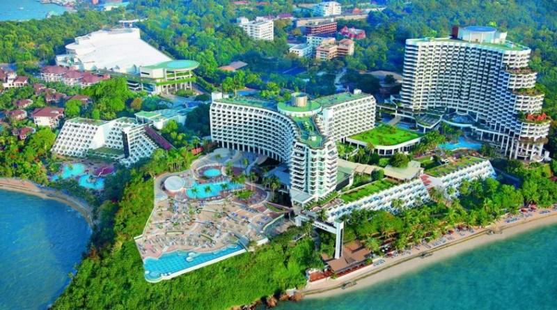 Лучшие отели Паттайи