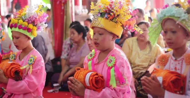 фестиваль Пои Санг Лонг