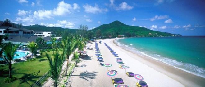 Отдых на пляжах Тайланда в июне