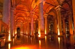Цистерна Базилика в Турции