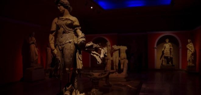 Музей античности в Анталии