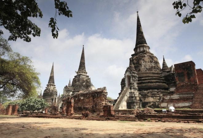 Аюттайя, Таиланд
