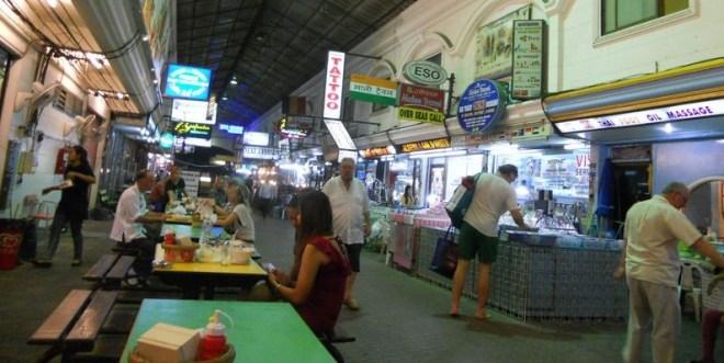 Цены на еду в тайских кафешках