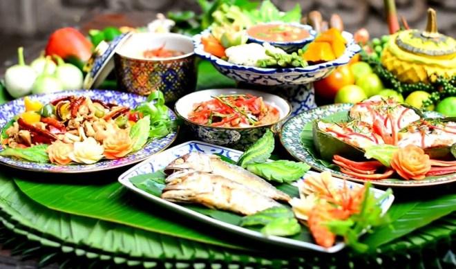 Цены в Таиланде на еду