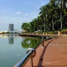 парк Бенджакитти в Бангкоке