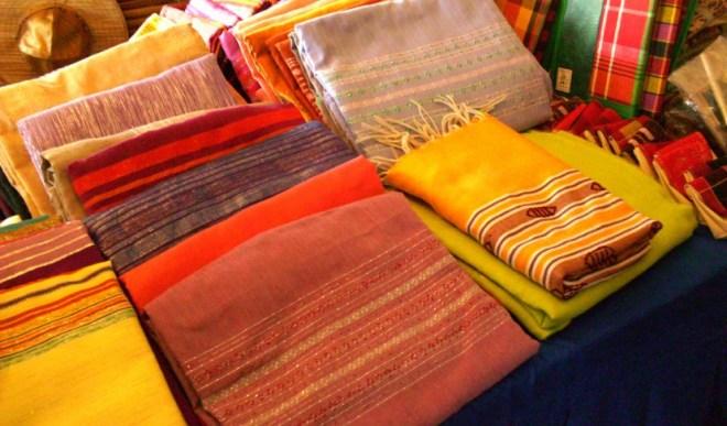 Текстиль из Туниса