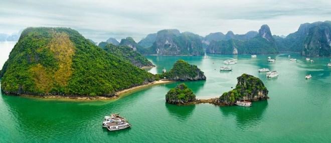 Когда лучше всего отдыхать во Вьетнаме на пляже с экскурсиями