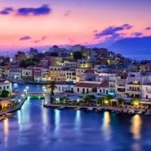 Агиос-Николаос - Греция