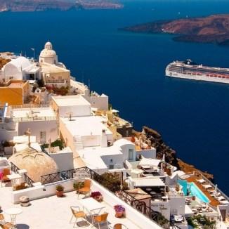 Эгейское море Греции2