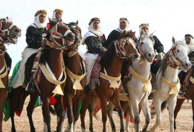 Фестиваль Сахары - Тунис