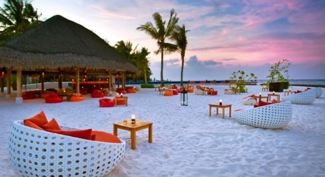 Не дешевый отдых - Мальдивы