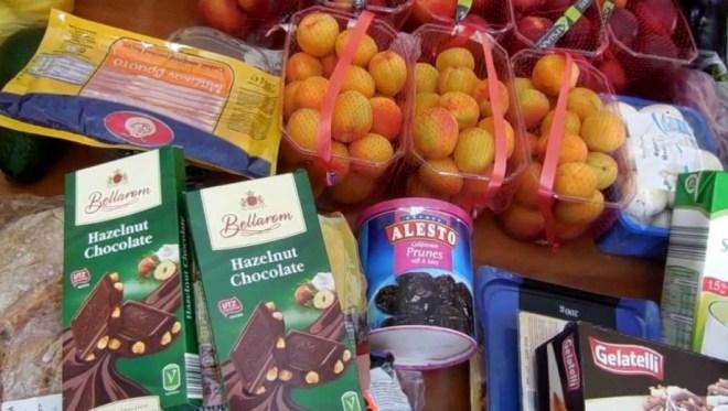 Что привезти из Греции - Продукты питания