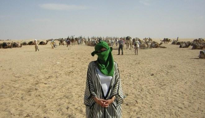 путешествие в Сахару - Тунис