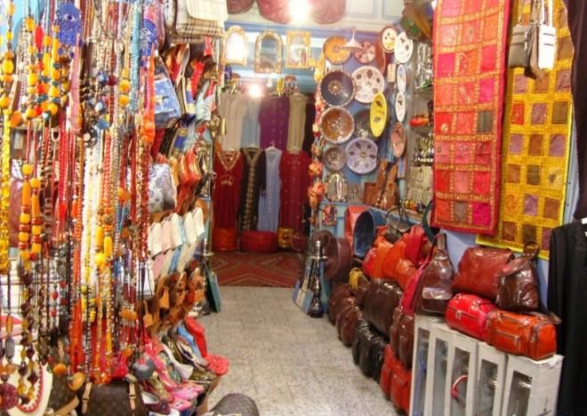сувениры из Туниса
