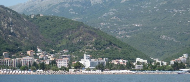 Будванские скалы в Черногории