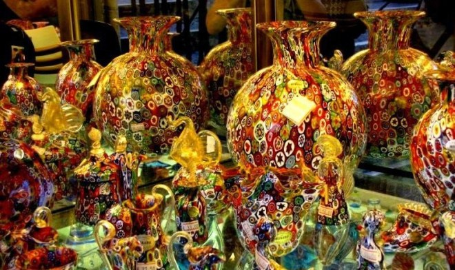 Игрушки и сувениры из Италии