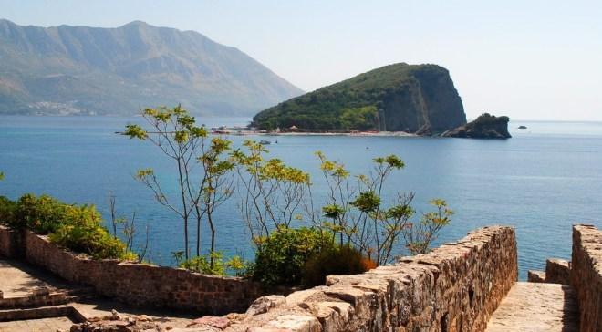 Остров святого Николы в Черногории